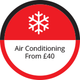 Air Conditioning From £40