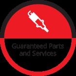 Guaranteed Parts and Services