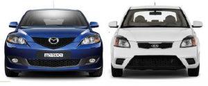 Kia Servicing and Mazda Servicing